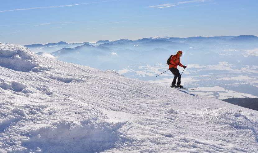 Scelta degli sci da scialpinismo