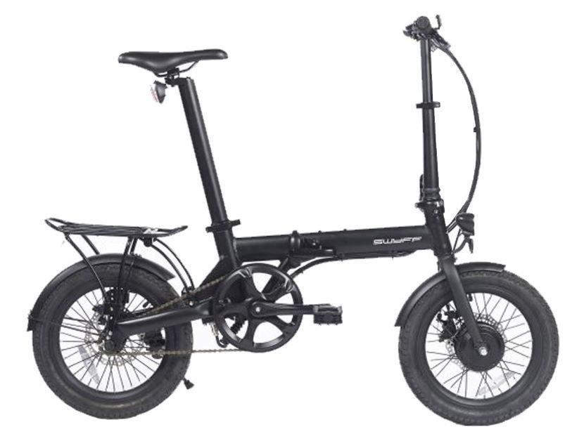 Biciclette pieghevoli elettriche e materiali