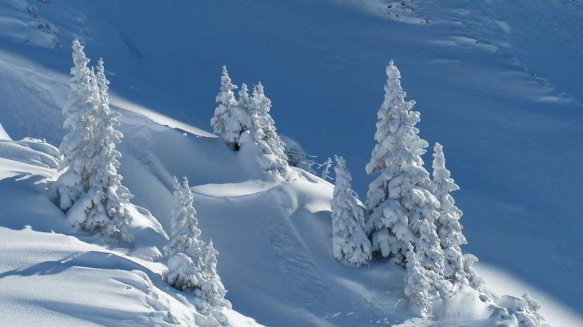 Itinerari per sci alpinismo italiani.
