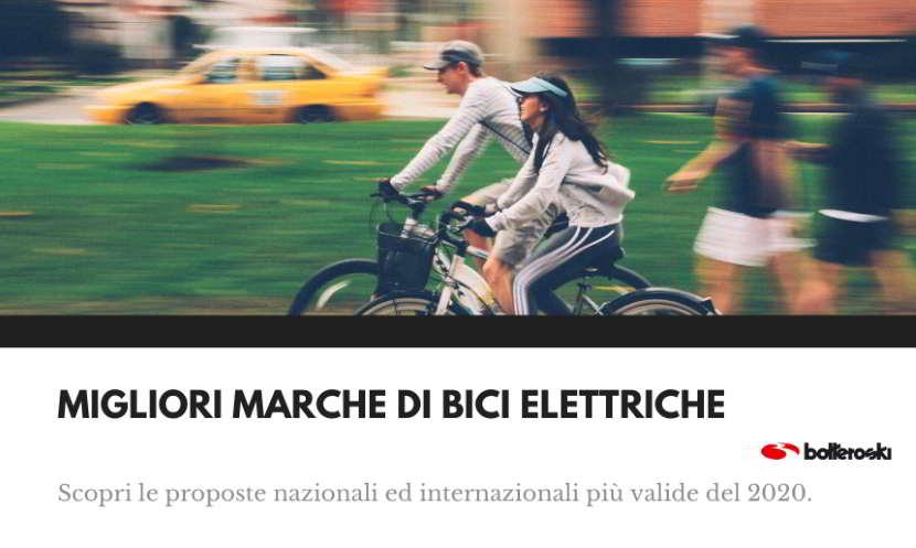 Marche di biciclette elettriche più valide del 2020