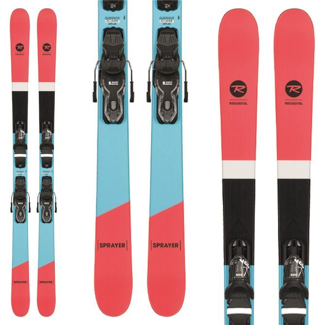 Migliori sci 2020 allround junior.