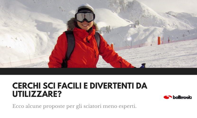 Sci facili e divertenti su Botteroski.