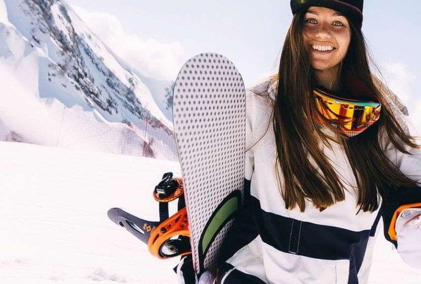 Felpe da snowboard impermeabili.