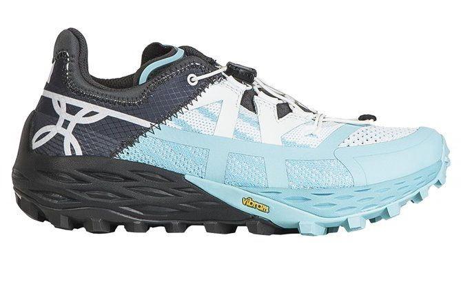 Scarpe per correre in montagna (trail-running).
