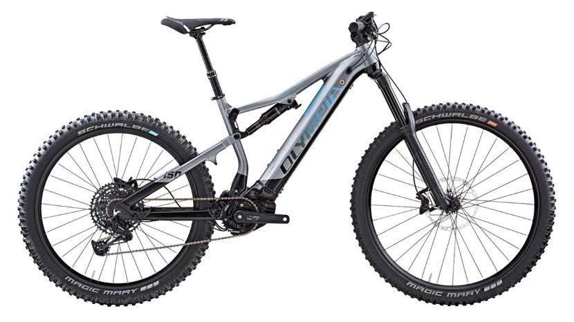E-bike con motore centrale o posteriore? Ecco una proposta Botteroski.