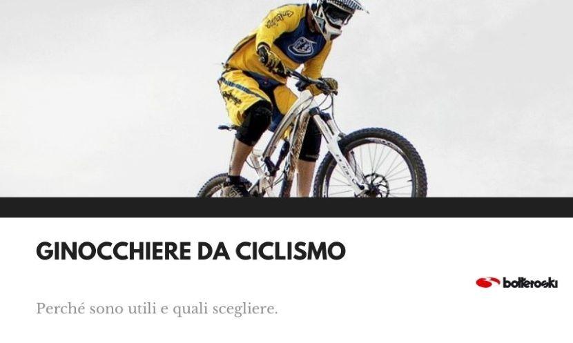 Ginocchiere da ciclismo: come scegliere?