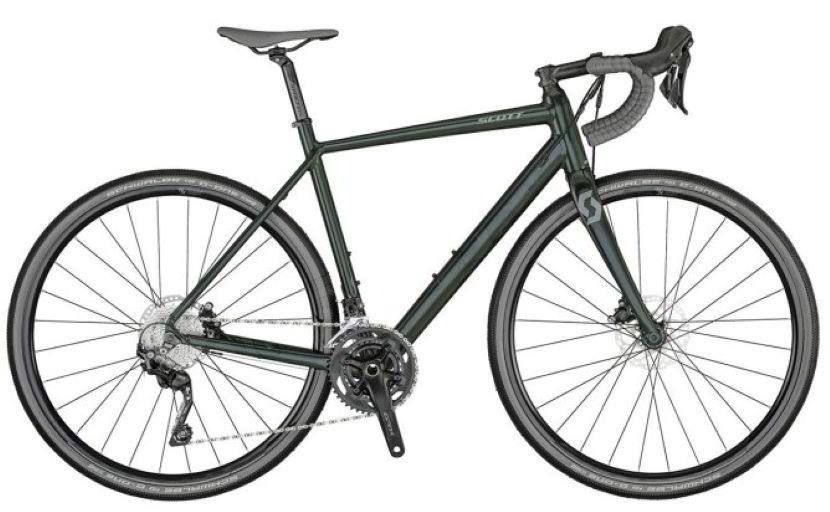 Scopri cosa sono le bici gravel: ecco una proposta Scott.