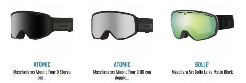 Maschere da sci: come scegliere la migliore su Botteroski.com.