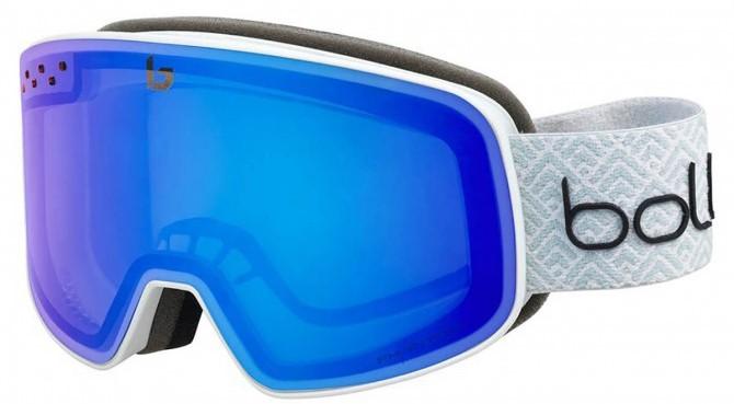 Maschere da sci con lenti fotocromatiche di buona qualità.