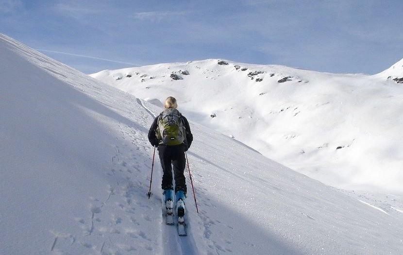 Lunghezza sci alpinismo in base allo stile