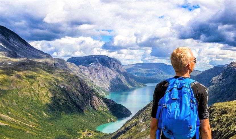 Percorsi di trekking più affascinanti.