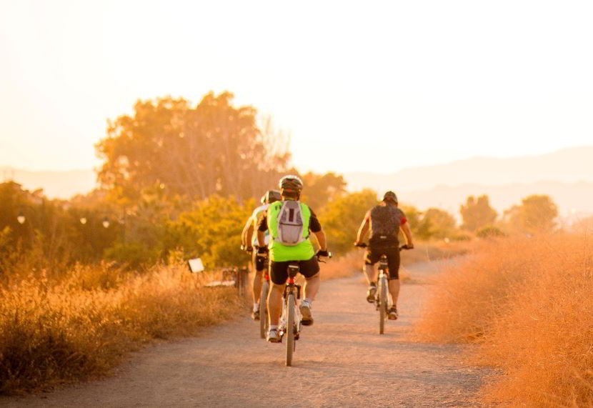 La via del Sale in mountain bike