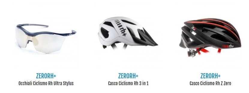 accessori da ciclismo ZeroRH+ su Botteroski.com