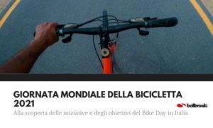 giornata mondiale della bicicletta 2021