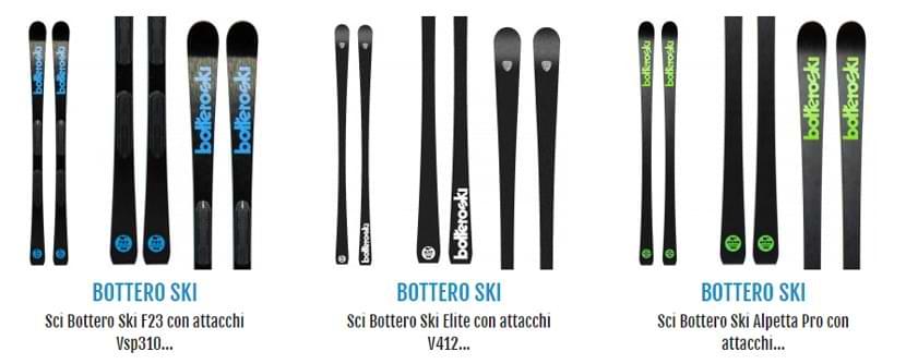 Gli sci sono un'attrezzatura sportiva da spedire nel rispetto di alcune buone regole