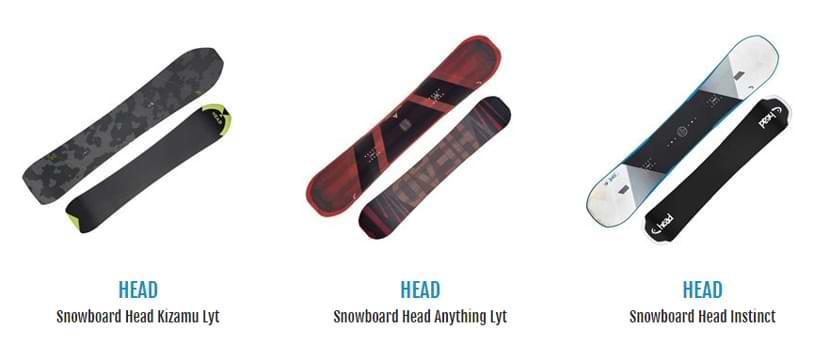 Scegli lo snowboard adatto a te per la tua prima volta sulla neve
