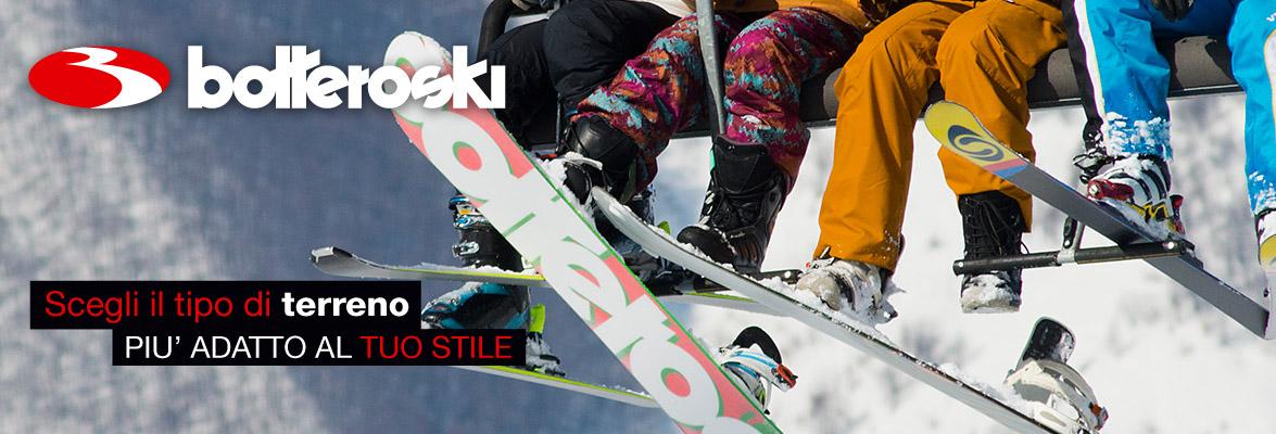 Testata guida snowboard Botteroski