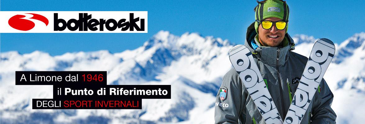 Bottero Ski dak 1954 riferimento degli sport invernali