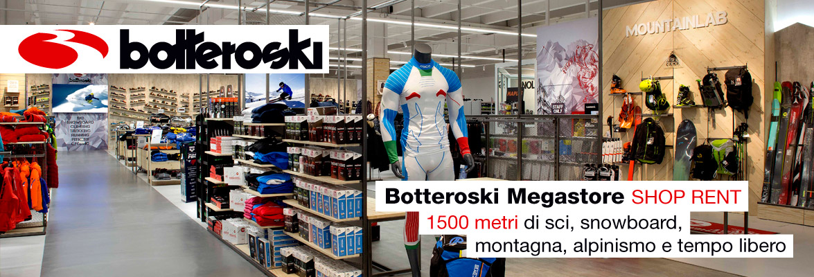 Botteroski Megastore Shop & Rent