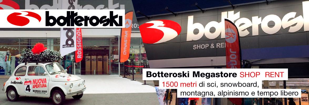 Botteroski Megastore Shop & Rent