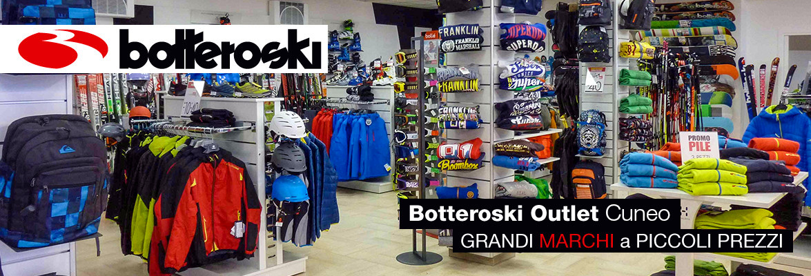 Botteroski Temporary Outlet Cuneo